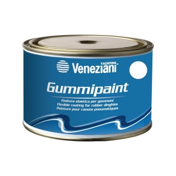 Pintura de esmalte Veneziani Gummipaint para botes inflables