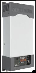 Cargador de batería de potencia media SBC / NRG